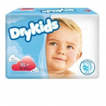 Tena Dry Kids XL+ pieluchy...