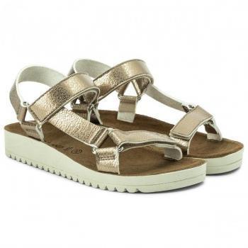 Grunland Grek złote sandały...