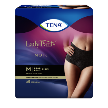 Tena Lady Pants Plus Noir...