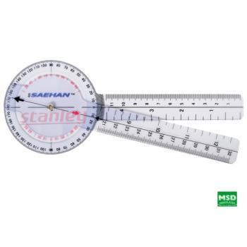 Goniometr plastikowy 20 cm